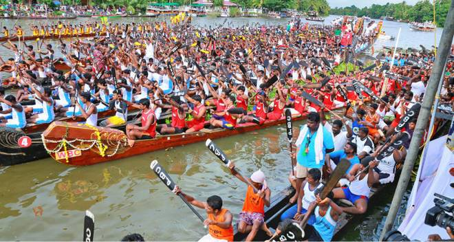Champakulam Boat Race 2018 Dates, Images, Videos