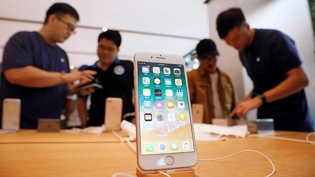 """Apple admite un """"defecto de fabricación"""" en los iPhone 8 vendidos en estos países"""