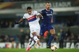 Olympique Lyon vs Everton live stream Thursday 02 November 2017 UEFA Europa League