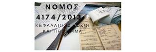 Νόμος 4174/2013 ΚΕΦΑΛΑΙΟ 10 ΤΟΚΟΙ ΚΑΙ ΠΡΟΣΤΙΜΑ Άρθρο 54. Διαδικαστικές παραβάσεις