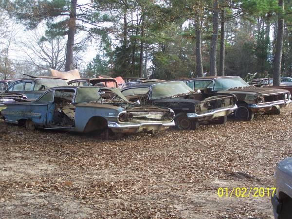 autoliterate: 1959 El Camino, etc  in Oklahoma