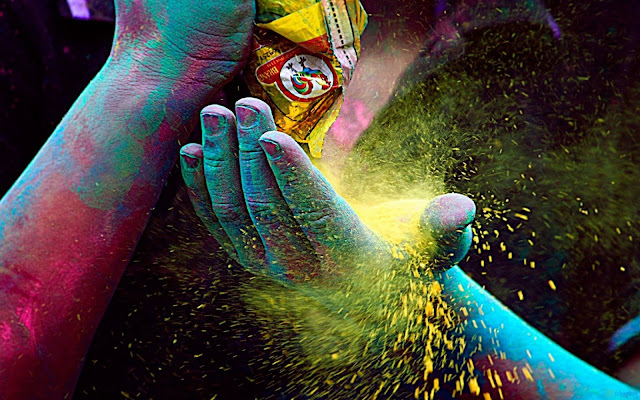 Happy Holi HD Wallpapers 2017