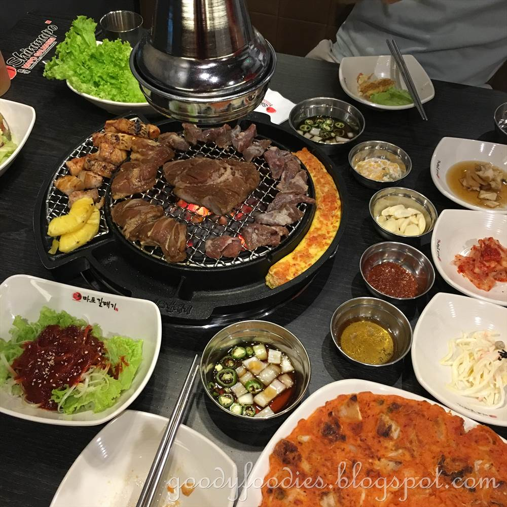 GoodyFoodies: Shinmapo Korean BBQ, The Gardens Mall, KL