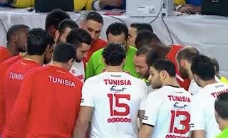 Selección Túnez Handball