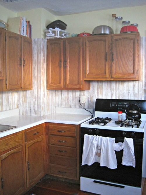 wallpaper kitchen backsplash how to tutorial how to install a peel and stick wallpaper kitchen back splash