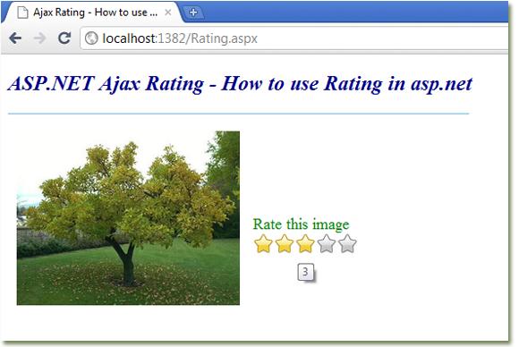 asp net ajax tutorial with examples