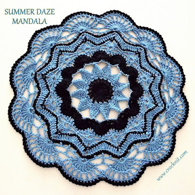 SUMMER DAZE MANDALA