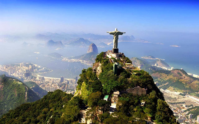 Brazil travel wallpaper images