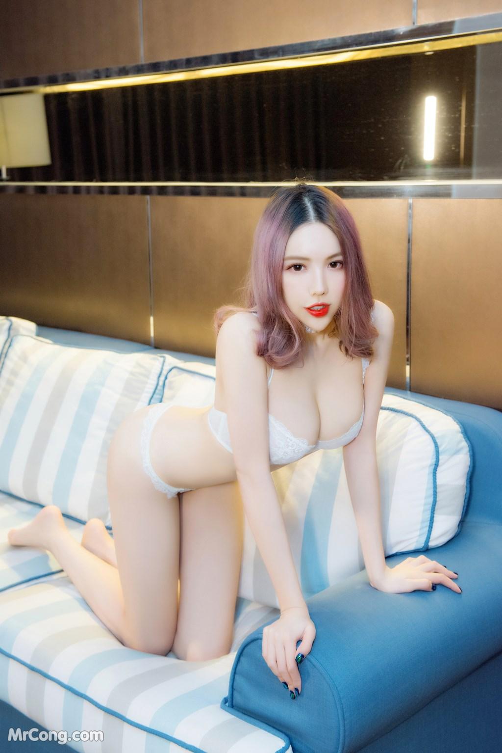 Image SLADY-2017-05-25-No.010-Ni-Xiao-Yao-MrCong.com-005 in post SLADY 2017-05-25 No.010: Người mẫu Ni Xiao Yao (妮小妖) (45 ảnh)