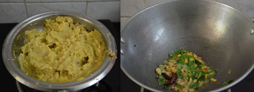 how to make yam masiyal