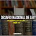 Abertas as inscrições para o desafio nacional de leitura (2017)