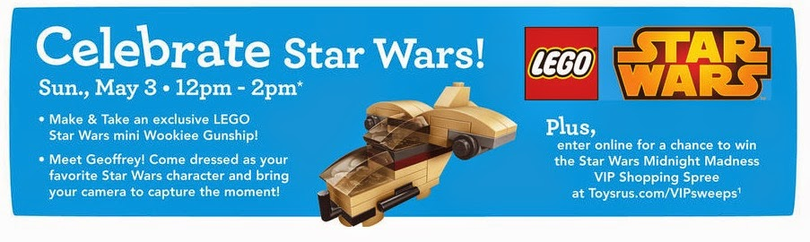 toys r us starwars lego giveaway