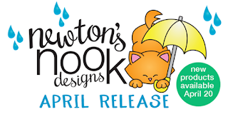 Newton's Nook Designs | April 2018 Release #newtonsnook