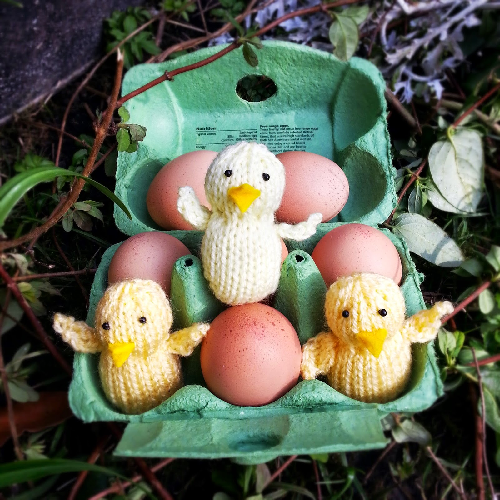 easter chick pattern - photo #25