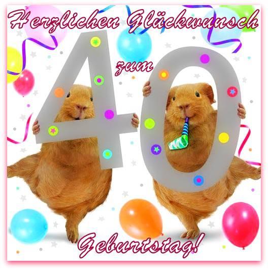 Glückwunsch zum Geburtstag!