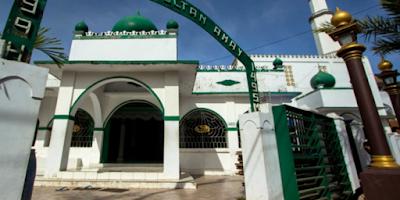 Masya Allah ... Masjid Yg Berada DiGorontalo Ini Dibangun untuk Mahar Pernikahan