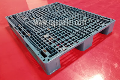 Review Harga Spesifikasi Pallet Plastik Medium Duty EN4 1210.