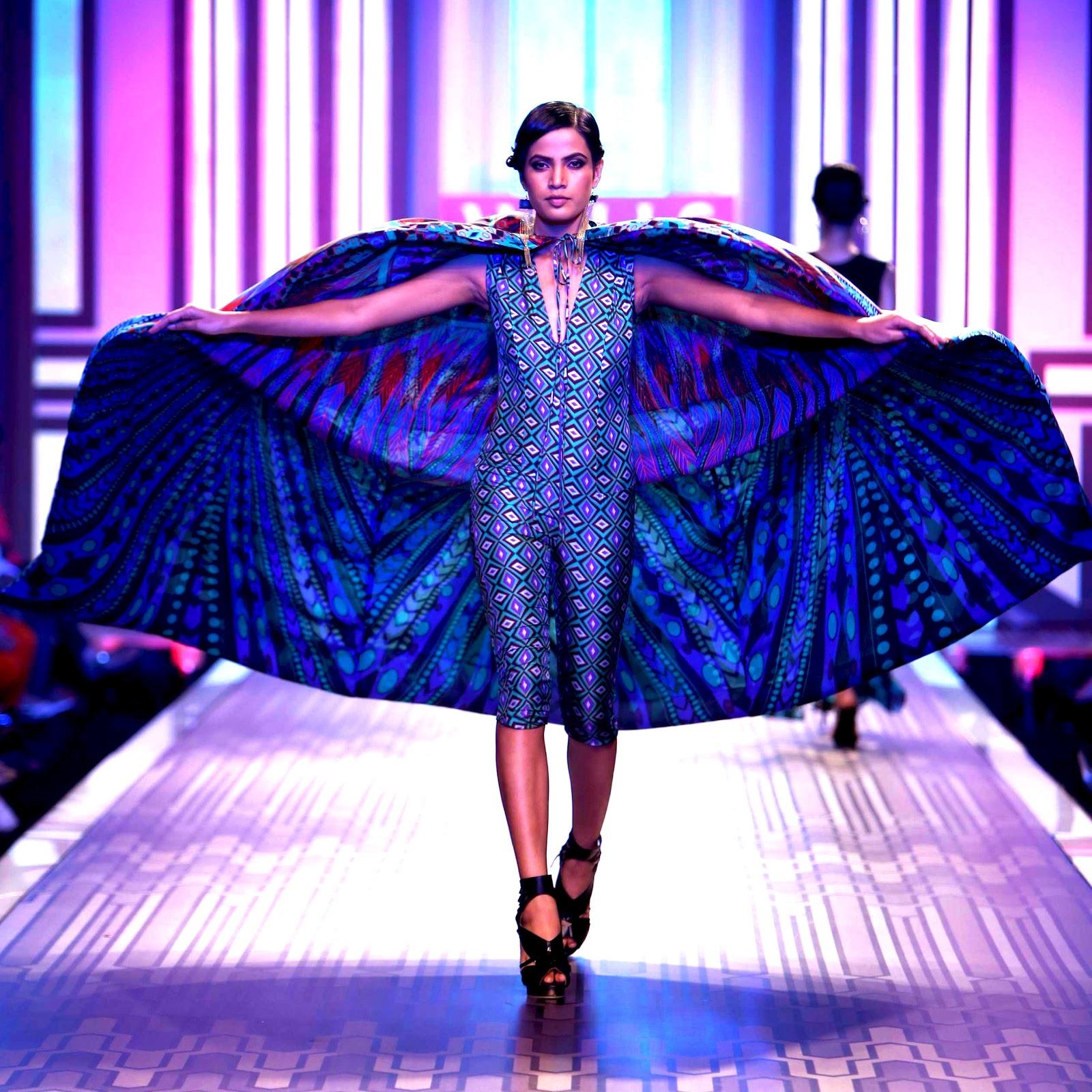 Ritu Kumar Label Ss 2013 Wifw Music Delhi Style Blog