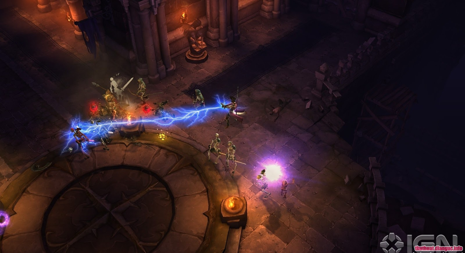 Download Game Diablo III Full free