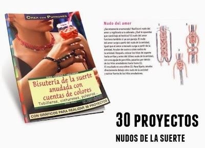 Nudos de la suerte revista 30 proyectos