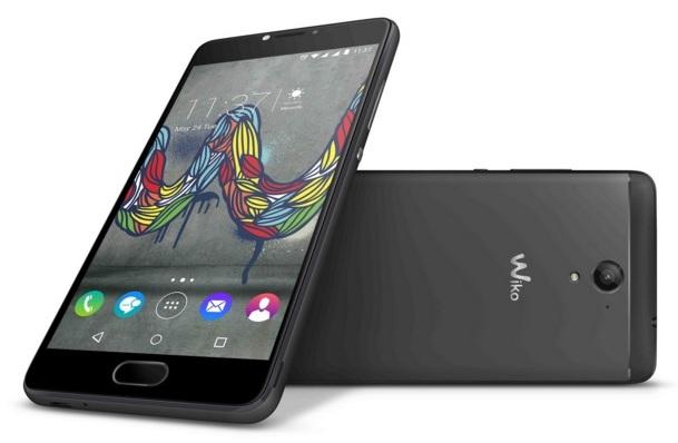 Harga HP Wiko U Feel Fab Tahun 2017 Lengkap Dengan Spesifikasi, Layar 5.5 Inchi, RAM 2 GB, Kamera 13 MP, Finger Print Sensor