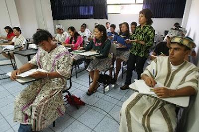 Educación bilingüe y riqueza multicultural