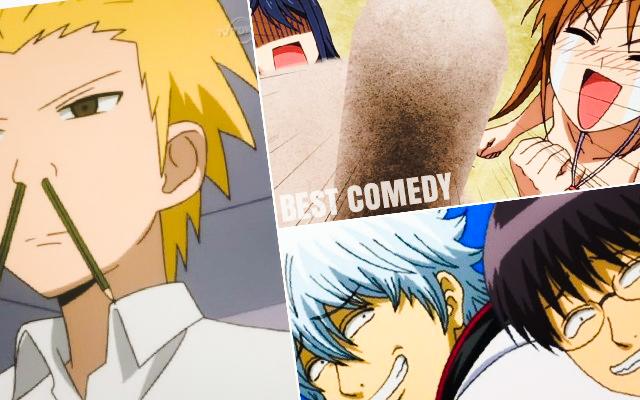 5 Anime Komedi Terbaik Ngakak Sampai Tulang