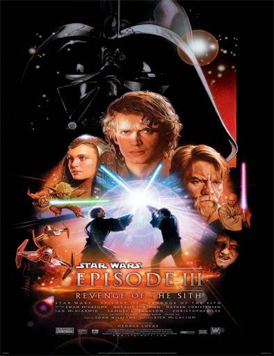 Ver Star Wars: Episodio III – La venganza de los Sith (2005) Online