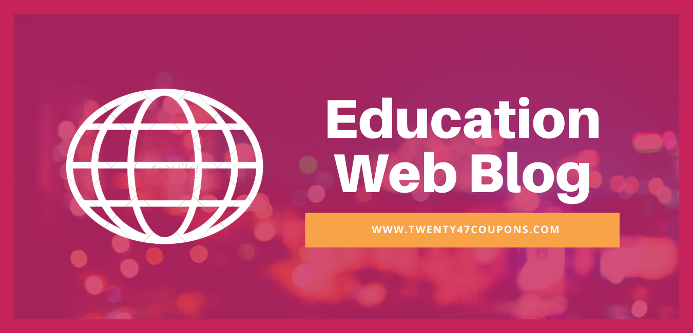 Education Web Blog