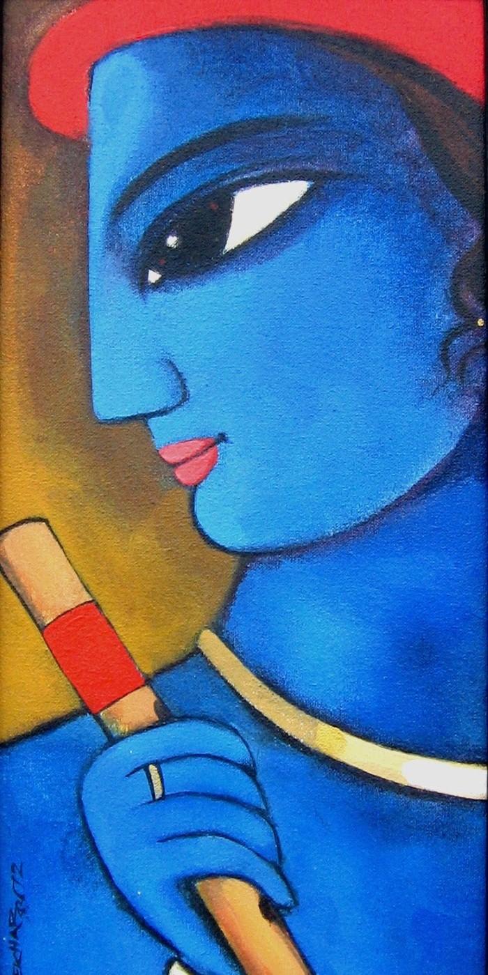 Sekhar Roy. Современный индийский художник 7