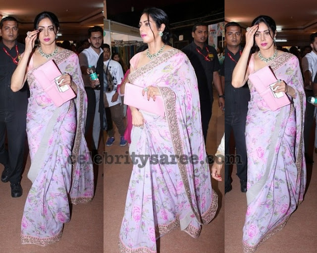 Sridevi at IMC Ladies Wing Opening