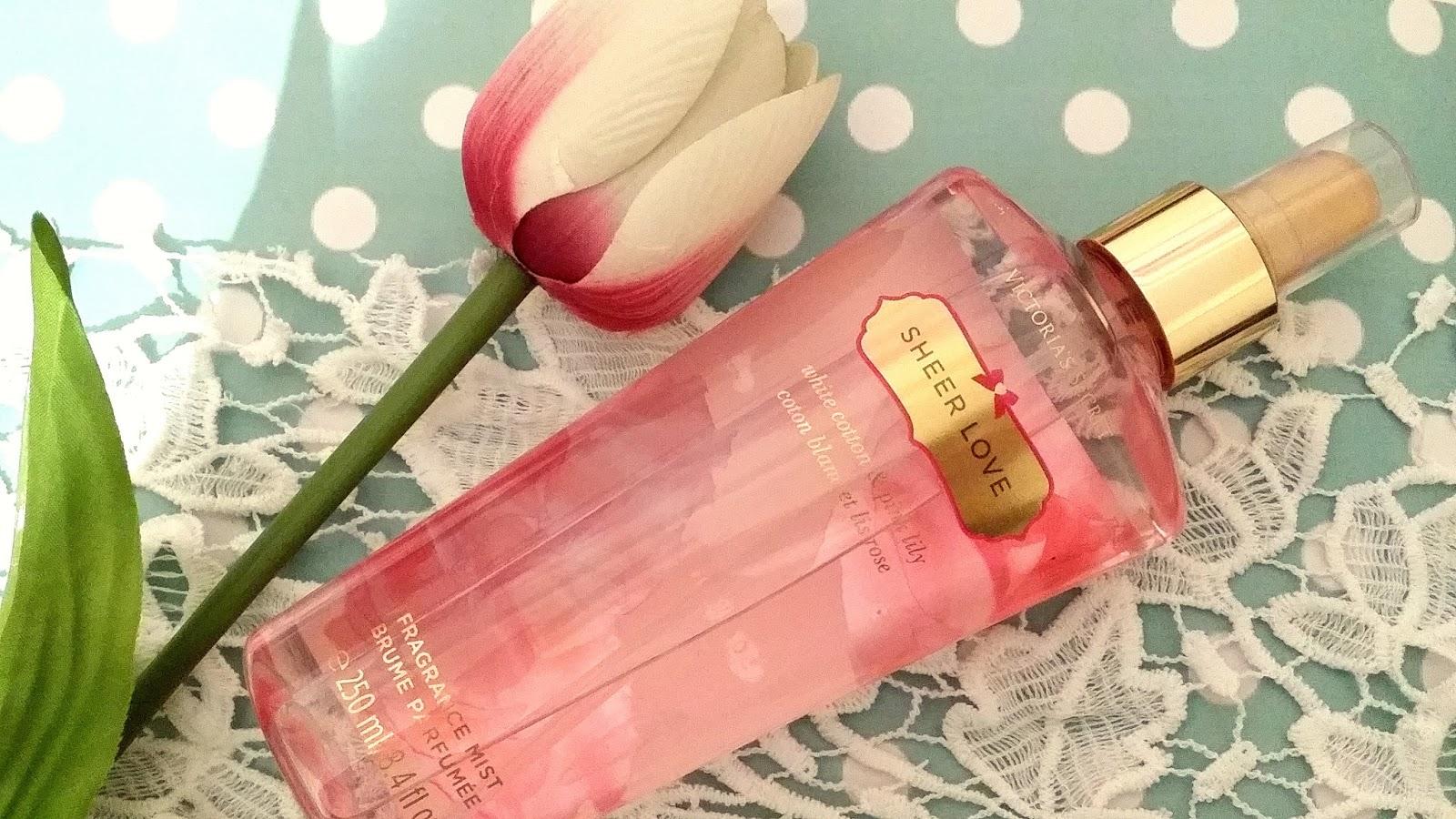 2bae8b5066 Victoria s Secret Sheer Love Body Mist - Pink Daisy Loves