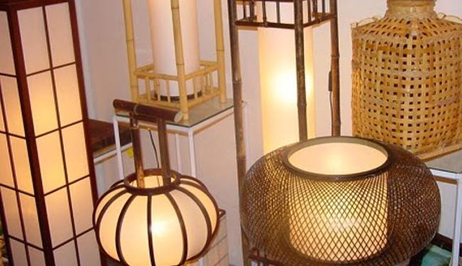 Kerajinan Dari Bambu Yg Mudah Dibuat