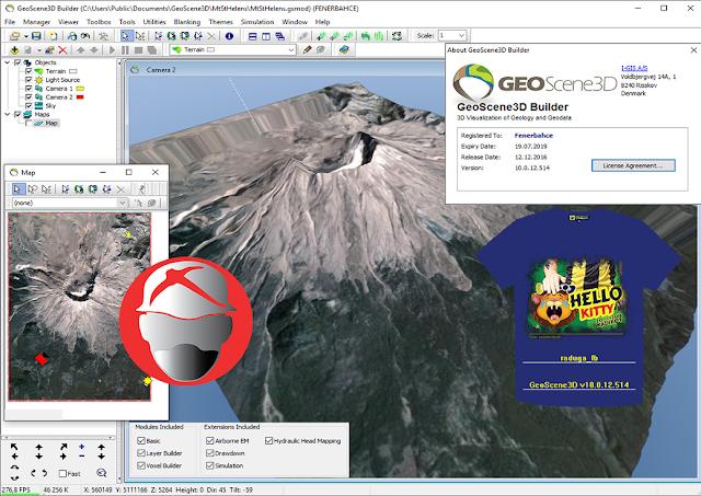 GeoScene 3D