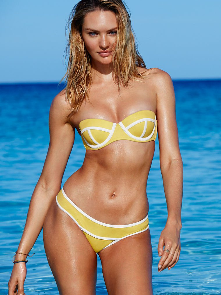BEACH GIRLS and BIKINI MODELS CANDICE SWANEPOEL