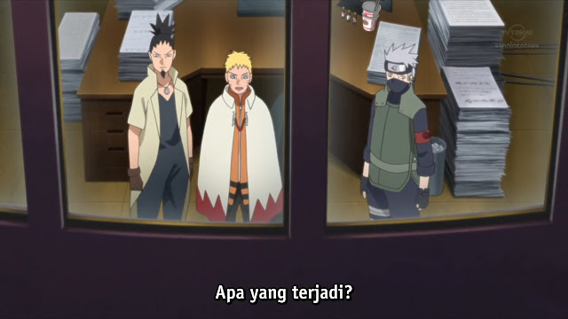 Download Boruto: Naruto Next Generations Episode 13 Sub Indo