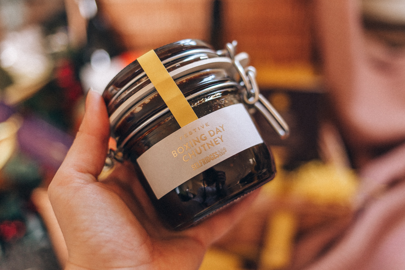 Selfridges Selection Boxing Day Chutney