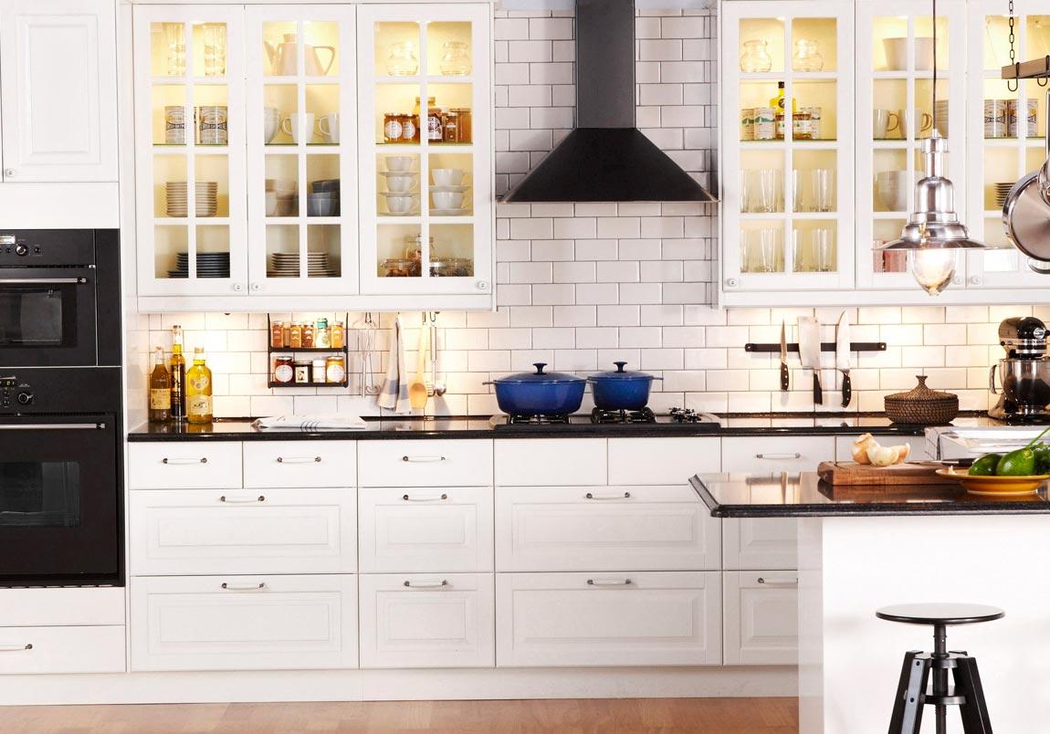 Count It All Joy: Ikea Kitchens