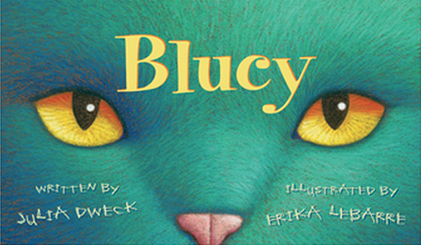 Blucy! A Cat with Attitude Plus. Book review with some story extensions. #blucy #catbook #booksforkids #gradeonederful