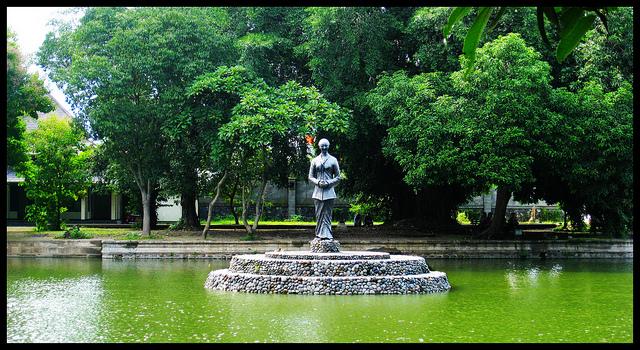 Taman Balekambang di Solo