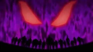 Jiren and his companions going after the Evil-Doer