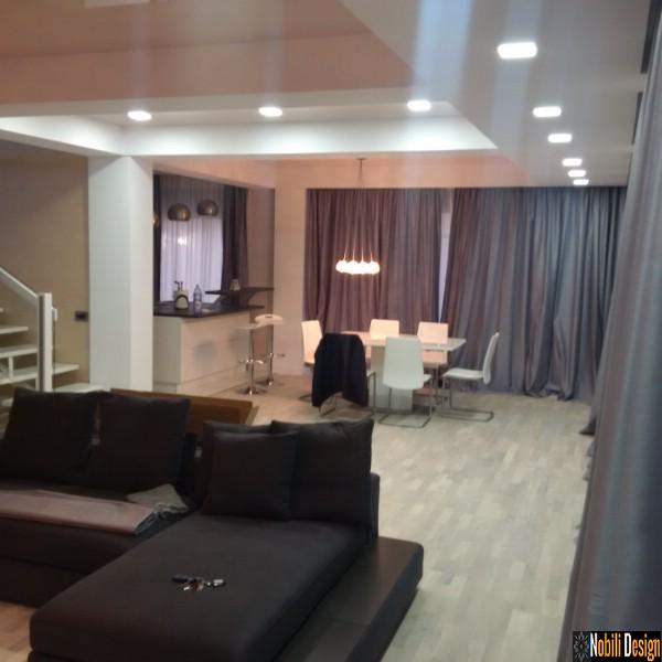Proiect la cheie casa moderna Constanta - Servicii arhitect interior Constanta
