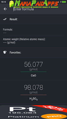 Periodic Table 2018 PRO Apk MafiaPaidApps