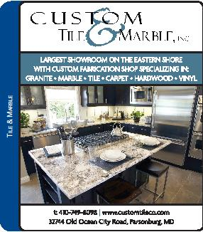 CUSTOM TILE & MARBLE INC. 410-749-8098