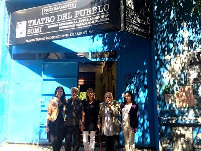 Resultado de imagen para El Teatro del Pueblo, Almagro