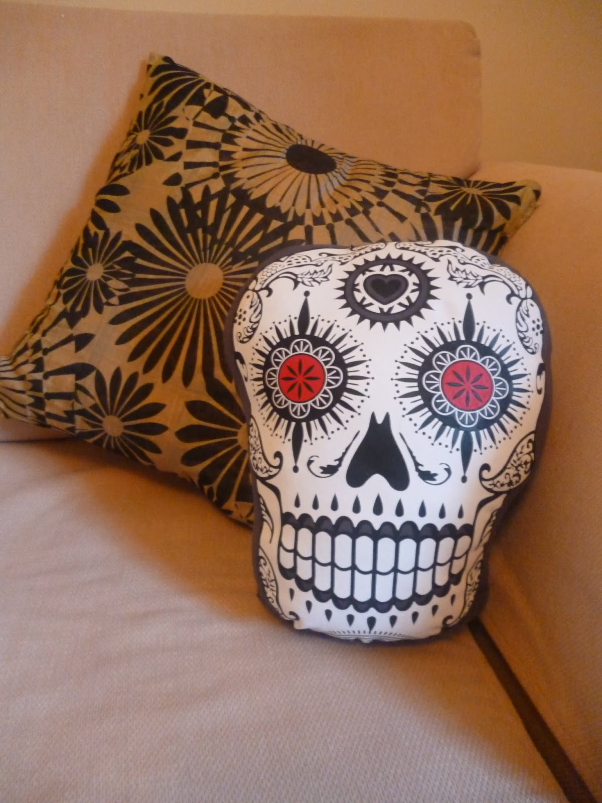 Adventures of a girl from the Naki: Upcycled Sugar Skull ...