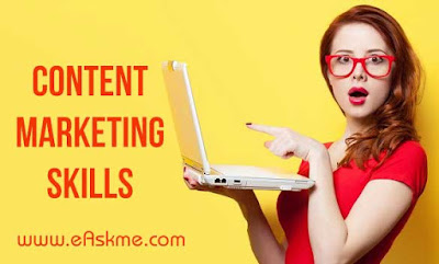 10 Content Marketing Skills You Need to Master: eAskme