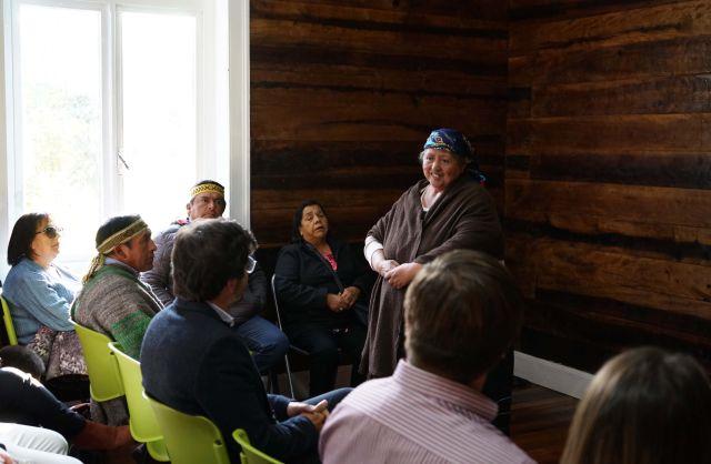 Comunidades mapuche-huilliche disfrutan de concierto en Río Negro