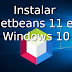Instalar📦 Netbeans 11 en Windows 10
