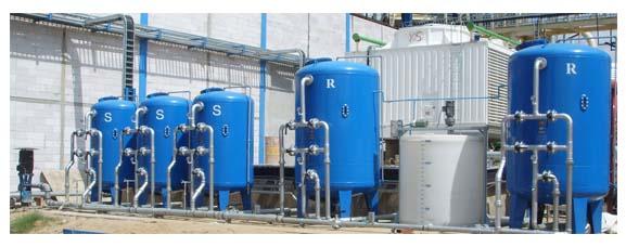 filter air kapasitas industri besar